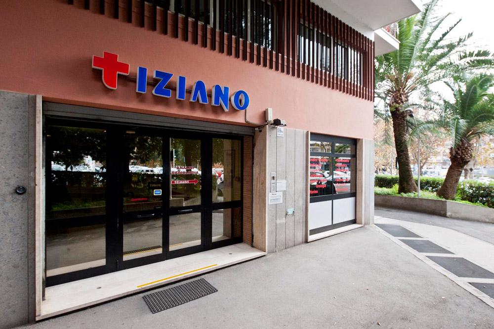 Ingresso 2 Centro Medico Tiziano