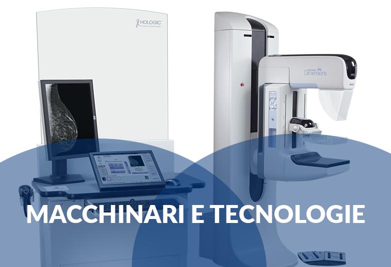 Macchinari Centro Medico Tiziano Roma