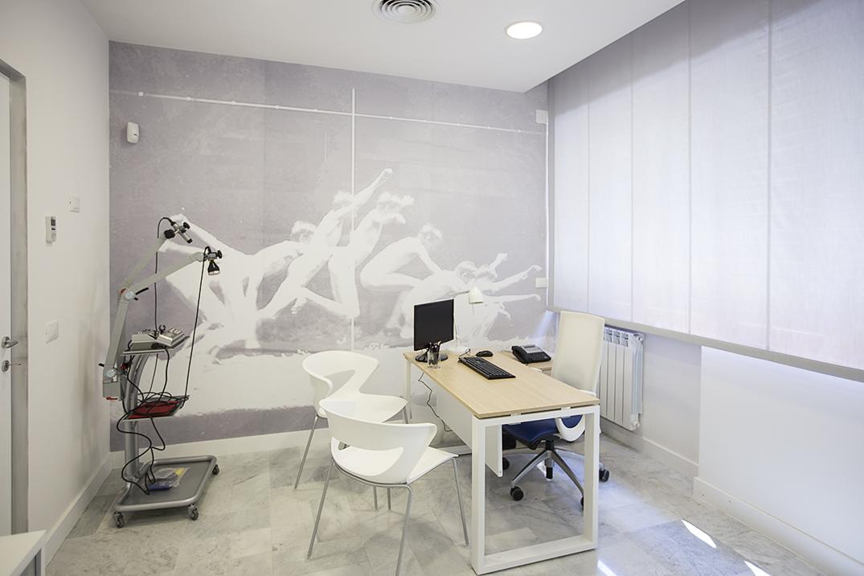 Sala Medici Centro Medico Tiziano