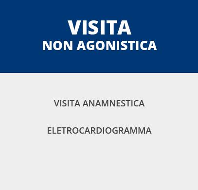 Certificato medico non agonistico a roma